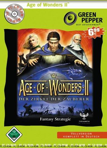 Age of Wonders 2 - The Wizzard's Throne (niemiecki) (PC) -- via Amazon Partnerprogramm