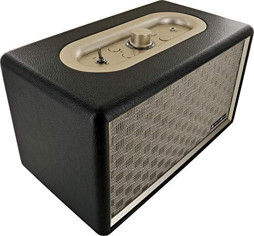 Schwaiger Retro Bluetooth Speaker schwarz (661705) -- via Amazon Partnerprogramm
