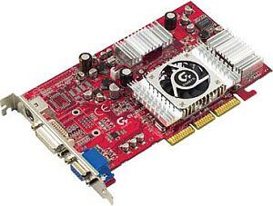Gigabyte Maya Radeon 7500 Pro, 64MB DDR, DVI, TV-out, AGP, bulk (AR64DG)