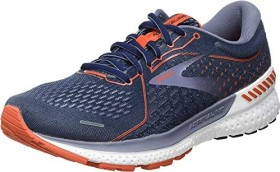 Brooks Adrenaline GTS 21 navy/red clay/gray (Herren) (110349-452)