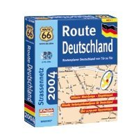 ROUTE 66 -  Route Deutschland 2004 - CD-ROM (PC)