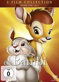 Bambi Box (Teil 1+2) (DVD)