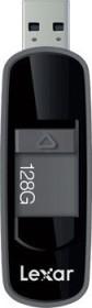 Lexar JumpDrive S75 schwarz 128GB, USB-A 3.0 (LJDS75-128ABBK)