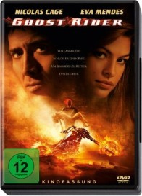 Ghost Rider (DVD) (UK)