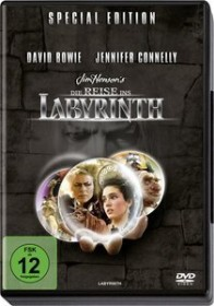 Die Reise ins Labyrinth (Special Editions) (DVD)