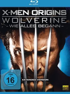 X-Men Origins - Wolverine (Blu-ray)