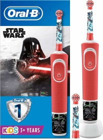 Oral-B Vitality 100 Kids Plus Star Wars