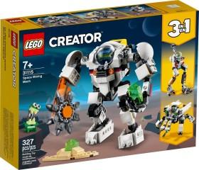 LEGO Creator 3in1 - Weltraum-Mech (31115)