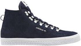 adidas Honey Hook W Damen Sportschuhe Blau Leder S77425