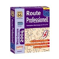 Route 66 Route Professionell 2004 - CD-ROM (PC)