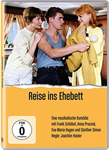 Reise ins Ehebett -- via Amazon Partnerprogramm