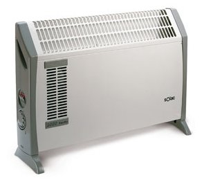Solac L701P2 Convector Turbo 2000 upright convector