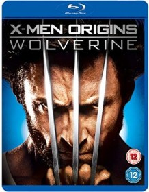 X-Men Origins - Wolverine (Blu-ray) (UK)
