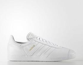 adidas Gazelle white/gold met (BB5498)
