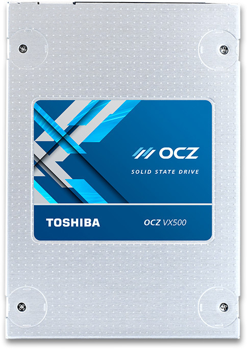 Toshiba OCZ VX500 512GB, SATA (VX500-25SAT3-512G)