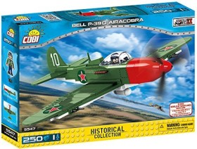 Cobi Historical Collection WW2 Bell P-39Q Airacobra (5547)