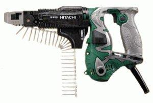 Hitachi W4YD Elektro-Magazinschrauber inkl. Koffer (931.508.46)