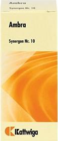 Synergon Nr. 10 Ambra Tropfen, 50ml