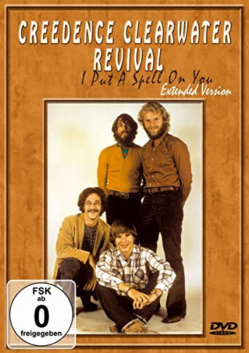 Creedence Clearwater Revival - I Put A Spell On -- via Amazon Partnerprogramm