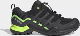 adidas Terrex Swift R2 GTX core black/solid grey/signal green (Herren) (EF4612)