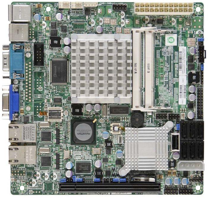 Supermicro X7SPA-HF (MBD-X7SPA-HF-O)