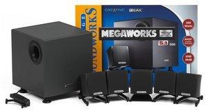 Creative Cambridge Soundworks Megaworks THX 6.1 650D -- Symbolbild