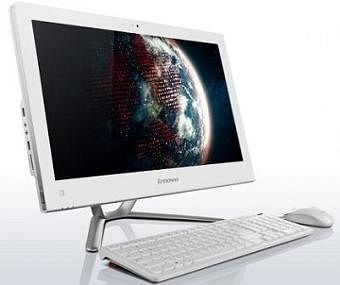 Lenovo IdeaCentre C455, AMD E2-3000, 4GB RAM, 500GB HDD, weiß (57321054)