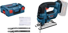 Bosch Professional GST 18V-Li B Akku-Pendelhubstichsäge solo inkl. L-Boxx (06015A6101)