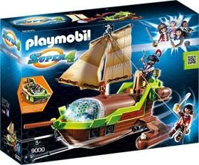 playmobil Super 4 - Piraten-Chamäleon mit Ruby (9000)