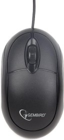 Gembird Optical Mouse U-01 black, USB (MUS-U-01)