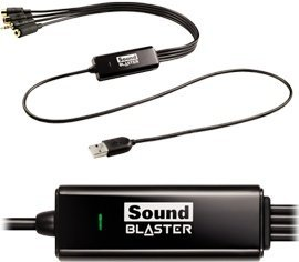 Creative Sound Blaster Connect Hi-Fi, USB (70SB126000001)
