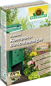 Neudorff Radivit compost accelerator fertilizer, 1.00kg (00720)