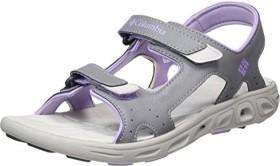 Columbia TechSun Vent tradewinds grey/white violet (Junior) (1594631-032)