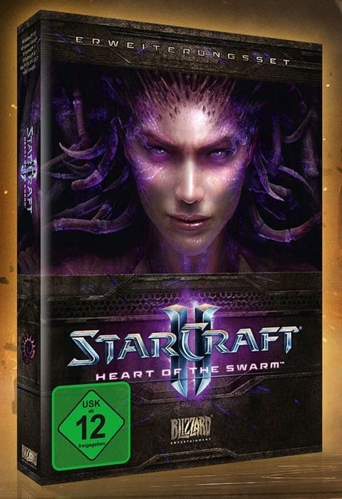 StarCraft 2 - Heart of the Swarm (add-on) (English) (PC/MAC)