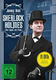Sherlock Holmes Alle Folgen, alle Filme