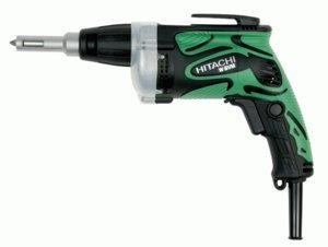 Hitachi W6VM electronic drywall screwdriver (931.512.61)