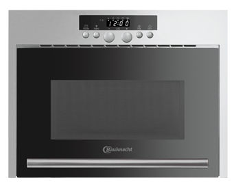 Bauknecht EMW 8538 IN built-in microwave