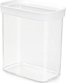 Emsa Optima rechteckig 1.6l Aufbewahrungsbehälter weiß (513558)