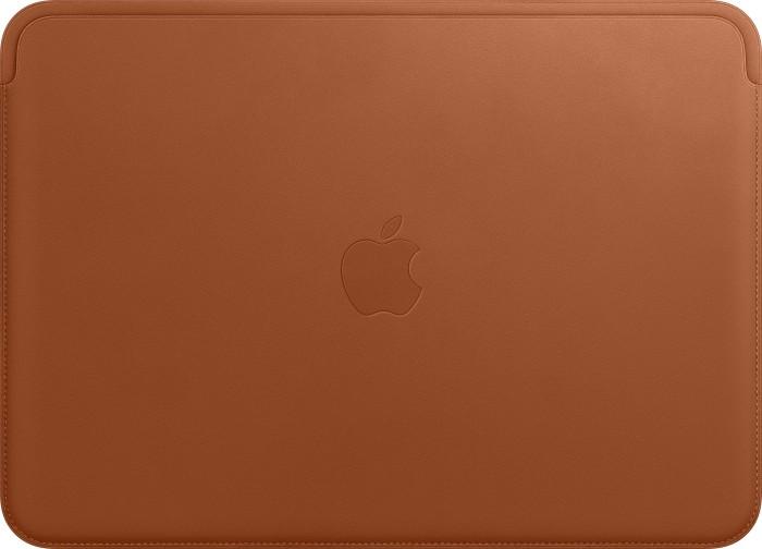 Apple MacBook 12 Lederhülle, Saddle Brown (MQG12ZM/A)