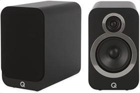 Q Acoustics 3020i schwarz, Paar