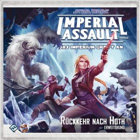Star Wars: Imperial Assault - Return to Hoth (Expansion)