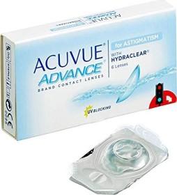 Johnson & Johnson Acuvue Advance for Astigmatism, -0.25 Dioptrien, 6er-Pack