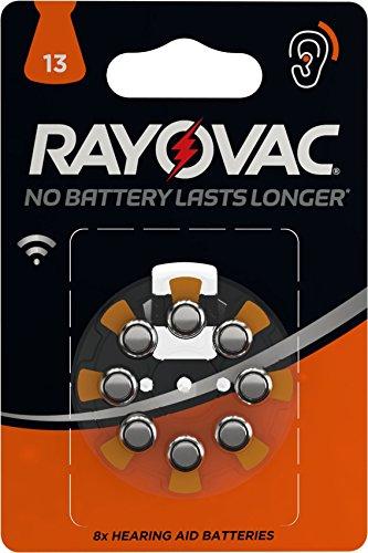 Varta Acoustic HA13 Hörgerätezelle, Zink-Luft, 1.4V, 290mAh (4606-945-406) -- via Amazon Partnerprogramm