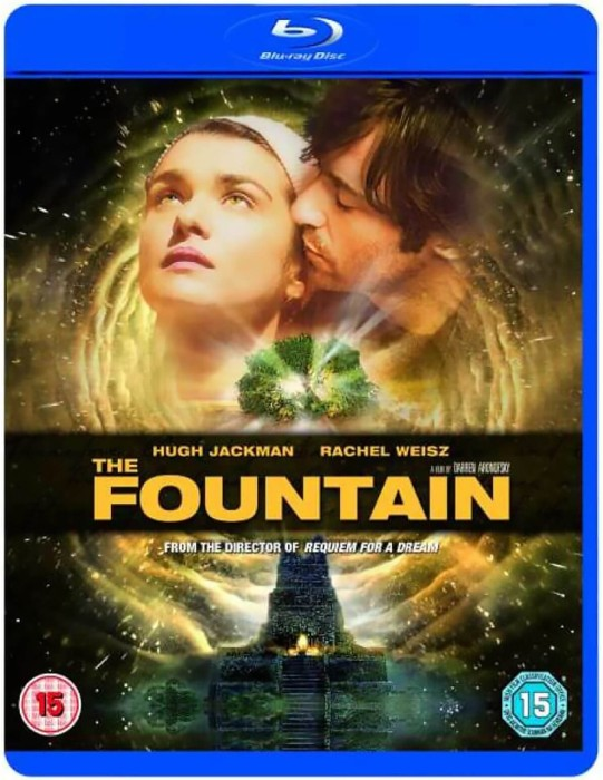 The Fountain (Blu-ray) (UK) -- via Amazon Partnerprogramm
