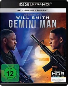 Gemini Man (4K Ultra HD)