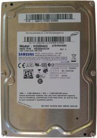 Samsung EcoGreen F4 2TB, SATA 3Gb/s (HD204UI / Z4)