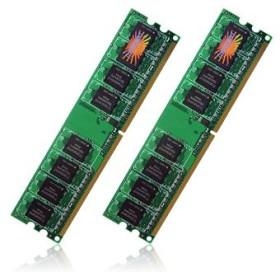 Transcend JetRam DIMM Kit 4GB, DDR2-800, CL5 (JM4GDDR2-8K)