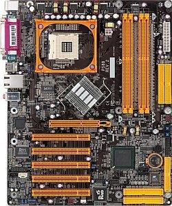 DFI LANparty Pro875, i875P (dual PC-3200 DDR)