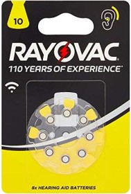 Rayovac Acoustic Special 10 (PR70/PR536) (04610-945-406)