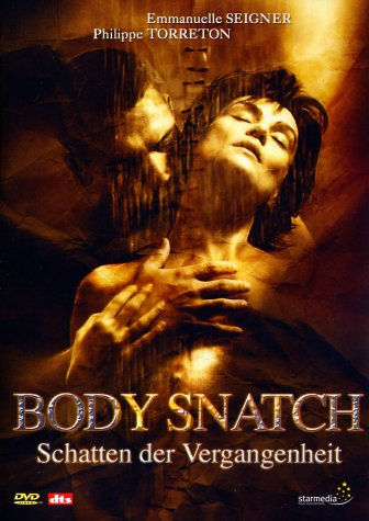 Body Snatch - Schatten der Vergangenheit -- via Amazon Partnerprogramm